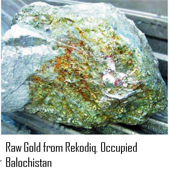 Balochistan Gold